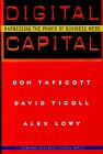 Tapscott, Ticol and Lowy's 'Digital Capital' is a must-read for more on business webs.